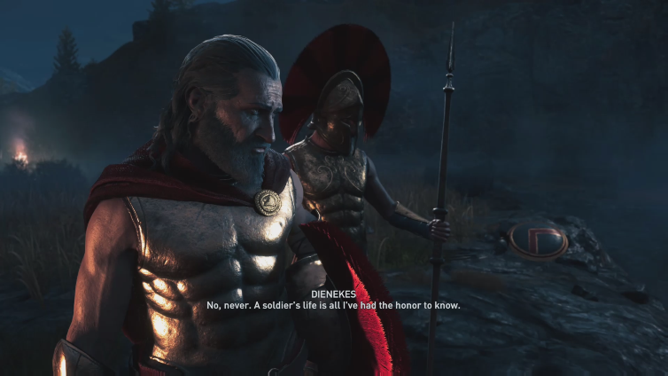 ZAIRE playing Assassin's Creed Odyssey